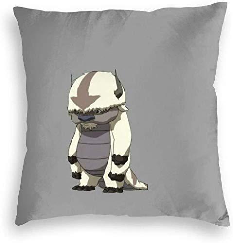 DH-MS - Funda de almohada de terciopelo para vestir, de pie, cómoda, cuadrada, de terciopelo, para cama, sofá, sala de estar, funda de cojín de 45,7 x 45,7 cm
