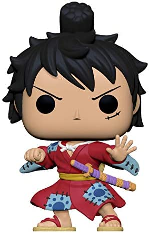 Funko Pop Animation One Piece Luffy in Kimono product image