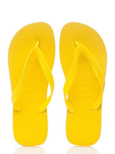 Havaianas Unisex-Erwachsene Top Zehentrenner, Gelb (Citrus Yellow), 37/38 EU