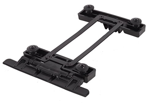 Atran Velo Unisex– Erwachsene System Atranvelo Gepacktrager, Schwarz, 1size