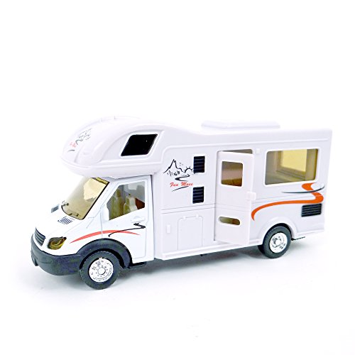 WDK PARTNER - A1200071 - Véhicules miniatures - Camping car 1/48e