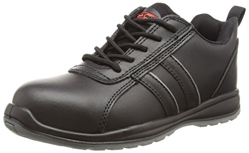 Blackrock Corona Trainer - Zapatillas de seguridad Unisex adulto, Negro, 43 EU (9 UK)