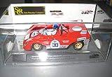 EXIN, FLY CAR MODELS SCALEXTRIC SRC Ferrari 312 PB Buenos Aires 72
