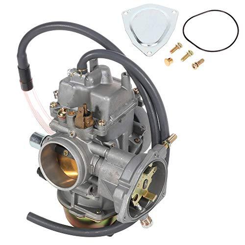CCIYU Carburetor 5UG-14901-00-00 5UG-14901-10-00 Fits 2004 2005 2006 2007 Yamaha Rhino 660 YXR660 4x4 Complete Carb Carburetor