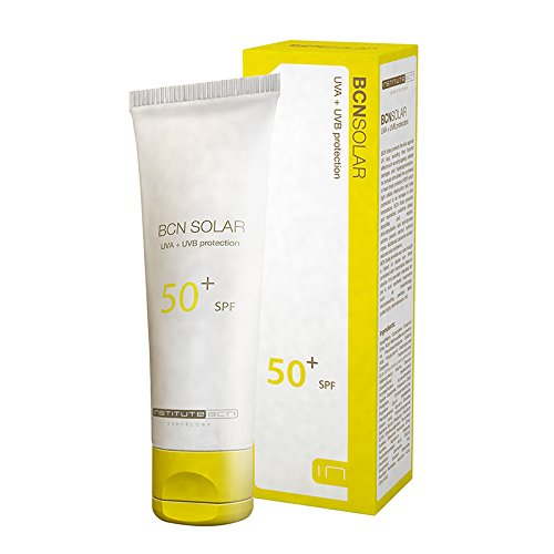 BCN solaire UVA + UVB Protection solaire 50