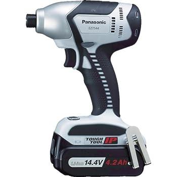 Panasonic(パナソニック) 14.4V充電インパクトドライバー 4.2Ah EZ7544LS2S-B