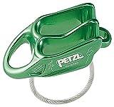 PETZL Belay Dispositivo de Fusible, Unisex Adulto, Verde, Talla única