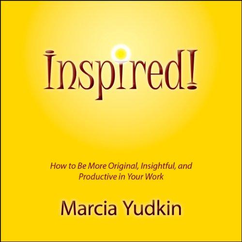Inspired! audiobook cover art