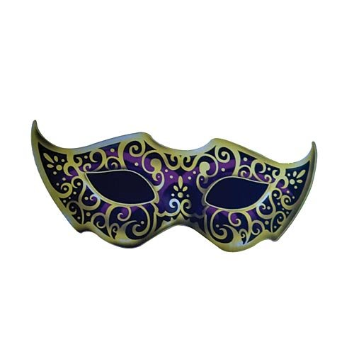 Large Mardi Gras Masquerade Standee Party Prop Cutout Standup Photo Booth Prop Background Backdrop Party Decoration Decor Scene Setter Cardboard Cutout