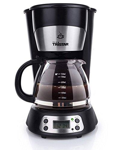 Tristar Kaffeemaschine mit Zeitschaltuhr 0,75 Liter
