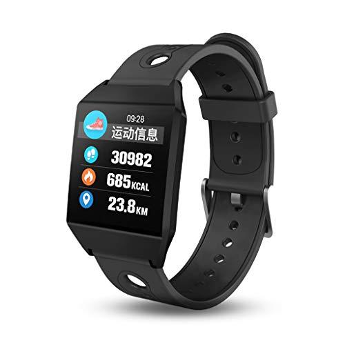 Leey Smartwatch Impermeabile IP68 Smart Watch Orologio Fitness Cardiofrequenzimetro da Polso Smart Watch Fitness Activity Tracker Pedometro Orologio Sport per Donna Uomo