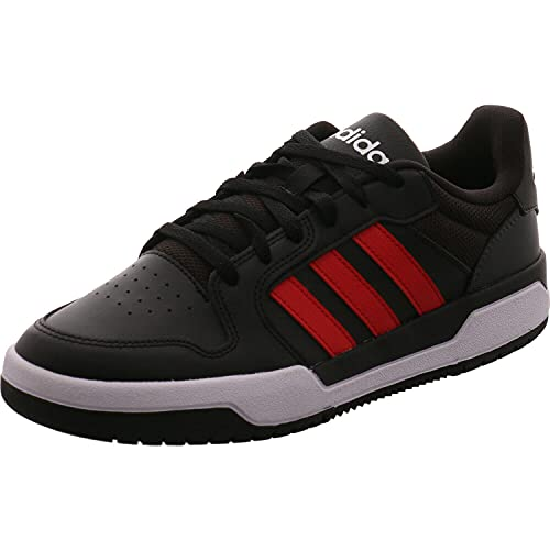 adidas Herren Entrap Sneaker, Mehrfarbig Negbás Escarl Carbon, 44 EU