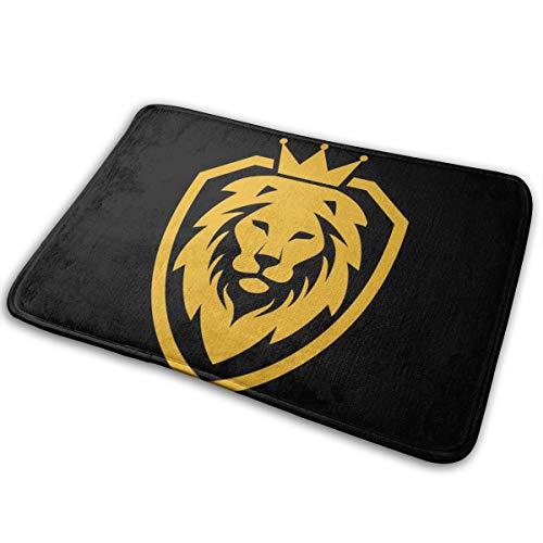 Felpudo Interior, ilustración Lion King Shield Logo Felpudo 40X60 CM