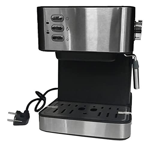 Lurrose Máquina de Café Expreso Casera 15 Bar Cafetera de Capuchino Automática (Enchufe)