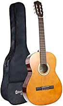Strong Wind 39 Inch Classical Guitar Nylon Strings Acoustic Guitar for Beginner Students Adult With Bag