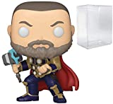 Thor with Hammer #628 Pop Games: Avengers Gamerverse Vinyl Figure (Bundled with EcoTEK Plastic Protector to Protect Display Box)
