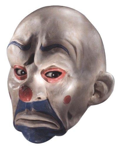 Batman-the Dark Knight Maske Joker Clown-Latex M