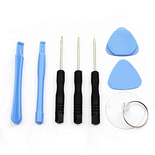 Hohe Qualität 8 in 1 Handy-Öffnungs-Hebel-Handy-Reparatur-Werkzeug-Set Schraubendreher-Set Zubehörpakete für Elektronik, Handwerk, Hobby usw. (Color : 8pcs)