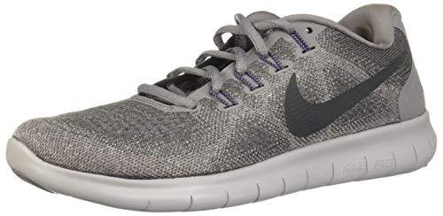 Nike Damen Laufschuh Free Run 2017, Scarpe Running Donna, Grigio (Gunsmoke/Anthracite-007), 38 EU