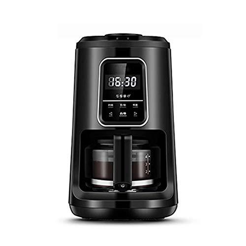 Volautomatische compacte Bean To Cup Espresso Machine voor thuis of op kantoor, Automatische Cappuccino Maker, koffie- en Dual-Use, Verwijderbaar waterreservoir