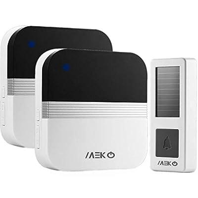 Ariie Solar Wireless Doorbell