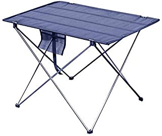 Folding Table Bbq Picnic Table Portable Camping Table Camping Outdoor Folding Table Aluminum Alloy Folding Table For garde...