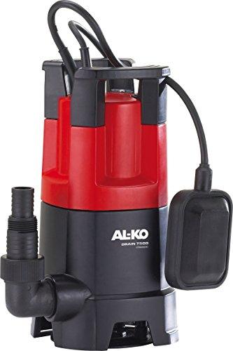 AL-KO Schmutzwasser-Tauchpumpen Drain 7500 Classic, 450 W Motorleistung, 7500 l/h max. Förderleistung, 6 m max. Förderhöhe,