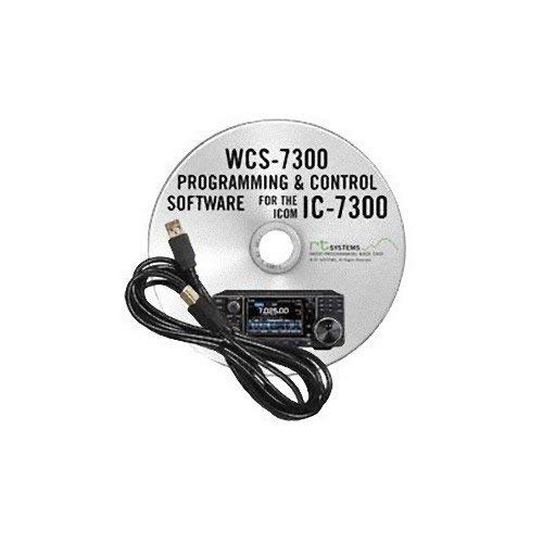 RT Systems Programming Software/Cable for Icom IC-7300