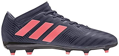 adidas Damen Nemeziz 17.3 FG Fußballschuhe, Blau (Azutra/Rojent/Negbás 000), 36 2/3 EU