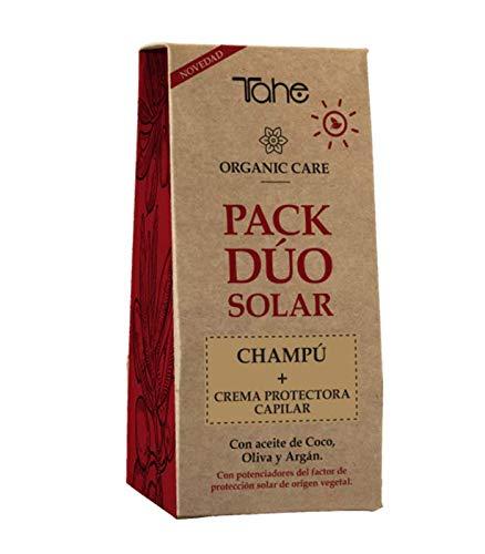 Organic care-pack solar champu 300ML + crema protect 300