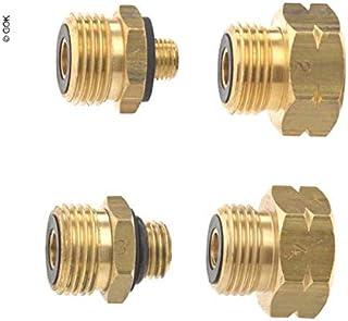 10mm 2 HD-Schl Gasversorgung Umschaltanlage MULTIMATIK 30 mbar Pr/üfventil