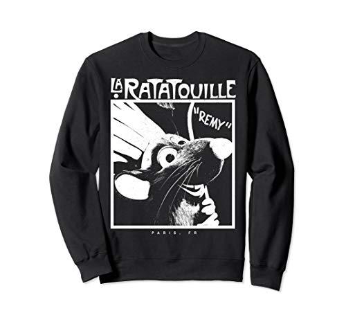 Disney Pixar Ratatouille Chef Remy Graphic Sweatshirt