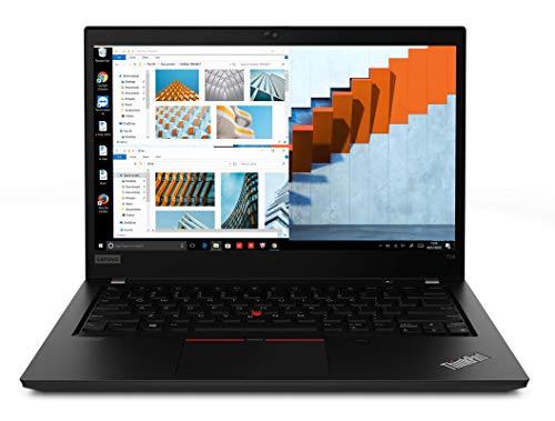 Lenovo ThinkPad T14 Notebook - Display 14  FullHD IPS, Processore Intel Core i5-10210U, 512 GB SSD, RAM 8 GB, Windows 10 Pro, Nero
