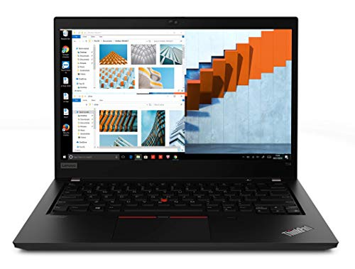 Lenovo ThinkPad T14 Notebook - Display 14' FullHD IPS, Processore Intel Core i5-10210U, 512 GB SSD, RAM 8 GB, Windows 10 Pro, Nero