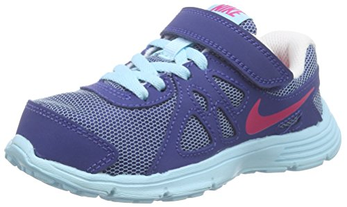 Nike Revolution 2 PSV, Scarpe Running Bambina, Viola, 35 EU