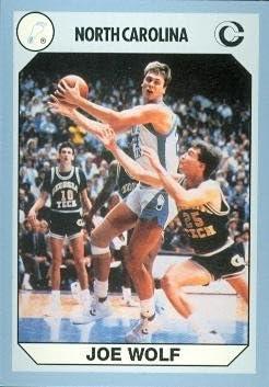Max 82% OFF Autograph Direct sale of manufacturer Warehouse Joe Wolf Basketball North Card Carolina 19