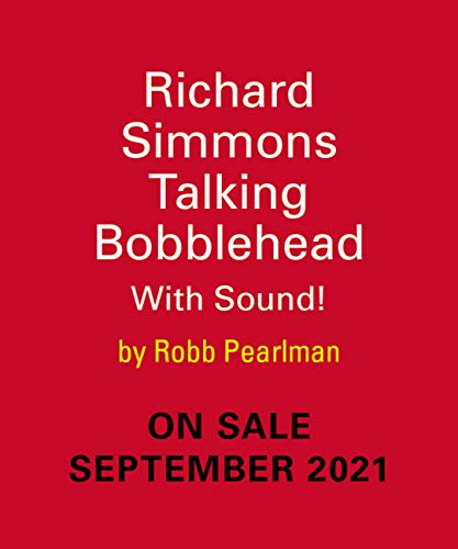 Richard Simmons Talking Bobblehead: With Sound! (Rp Minis)