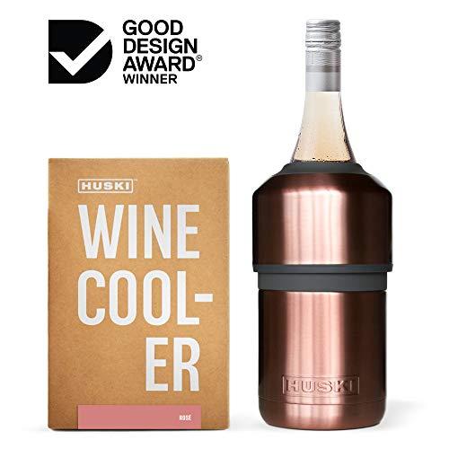 Huski Wine Cooler | Premium Iceless Wine Chiller | Keeps Wine Cold...
