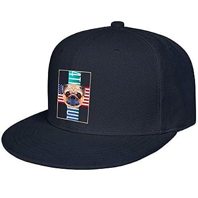 sknkdhgiJ Patriotic 4th of July It's 1776 Unisex Flatbrim Baseball Cap Adult Dyed Dad Hat