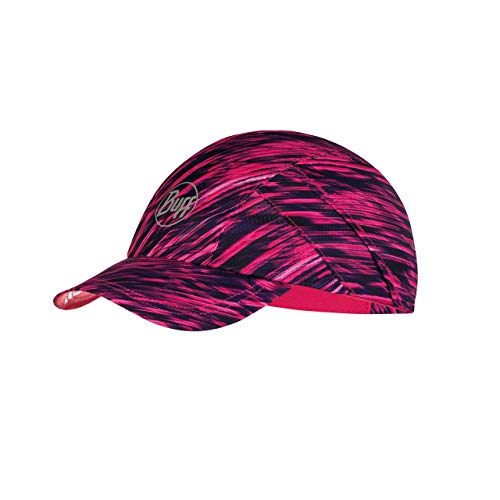 Buff R-Crystal Casquette Pro Run Femme Rose FR : Taille Unique (Taille Fabricant : Taille One sizeque)