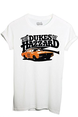 T-SHIRT DUKES OF HAZZARD - MOVIE by MUSH Dress Your Style - Uomo-L