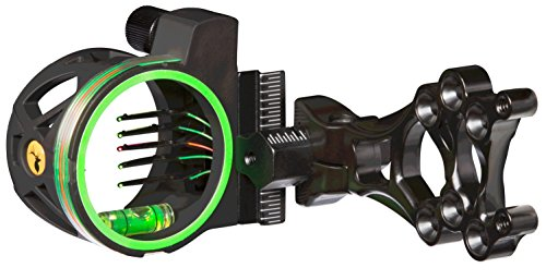 Trophy Ridge Volt 5 Pin Bow Sight, Black