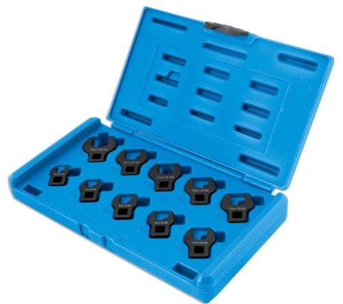 Laser 4757 Lot de 10 embouts de clé à tuyauter 3/8\