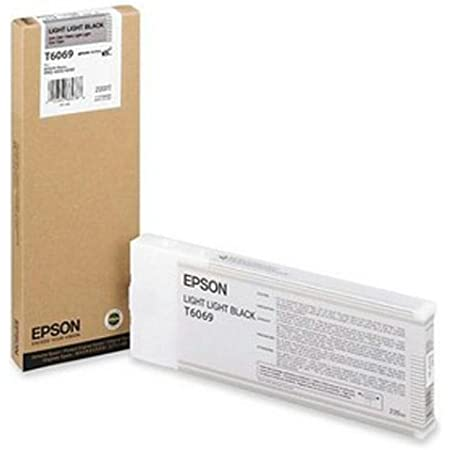 Epson Light Light Black UltraChrome K3 Ink Cartridge 220ML for Stylus Pro 4800/4880