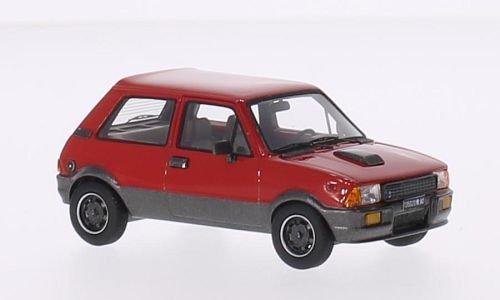Innocenti Mini De Tomaso MK II, rot, 1983, Modellauto, Fertigmodell, Kess 1:43