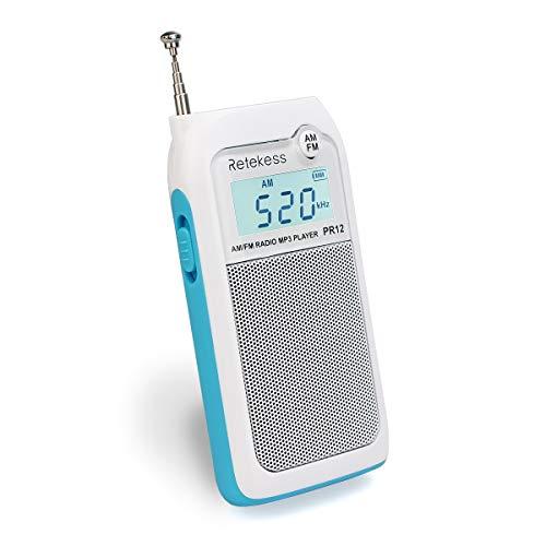 radio walkman fabricante Retekess