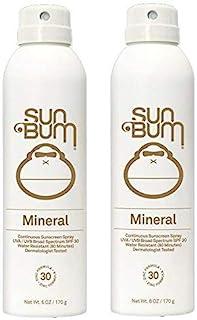 Sun Bum Mineral Sun Care (2 Pack Mineral Sunscreen Spray Spf 30)