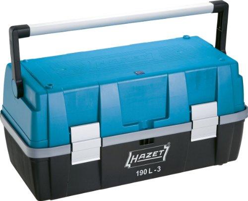 HAZET Kunststoff-Werkzeugkasten 190L-3