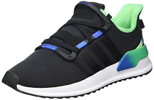 adidas U_Path Run, Zapatillas de Running Hombre, Cblack Sholim, 43 1/3 EU