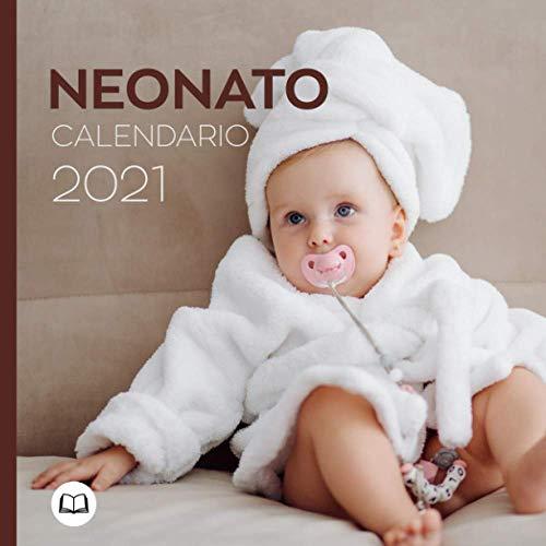 Neonato Calendario 2021: Calendario